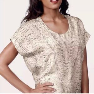 Silk Cabi blouse